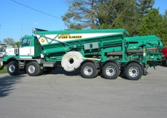 Custom Ultra Stone Slinger – XL20 for Twin Steer, Tri-Drive Chassis